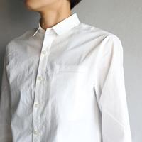 003Wオーガニックコットンシャツ【ユニセックス】