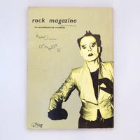 rock magazine 30号