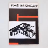 rock magazine 29号 特別号 MUSICA VIVA
