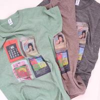 8トラTシャツ