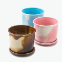 Mug Pot Marble Series【マグポット マーブルシリーズ】