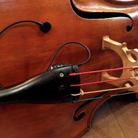 MSP pickup kit for Double bass/Upright bass/Kontrabass