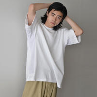 【12XU EXCLUSIVE】 ROTOL / S/S SWITCH TEE / WHITE