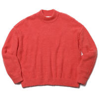 ROTOL / MOHAIR KNIT / RED