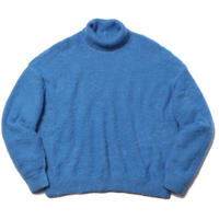 ROTOL / MOHAIR TURTLE KNIT