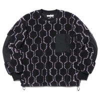ROTOL / BOA SWEAT HEXAGON / NAVY