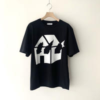 JW ANDERSON x David Wojnarowicz / Burning House T-shirt / BLACK × WHITE
