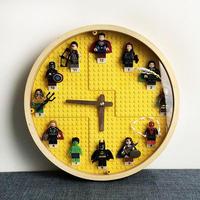 レゴDIY壁掛け時計