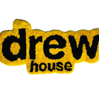 DREW HOUSE WORDS RUG