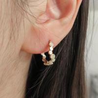 Dot Earring-YG