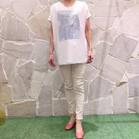 Bou Jeloud ボタニカル 3D Tシャツ
