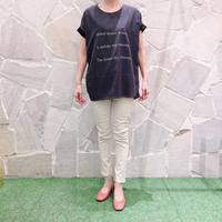 Bou Jeloud モノトーンタウン 3D Tシャツ