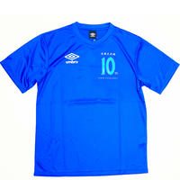 京都大作戦2017 10thAnniversary × UMBRO Tシャツ