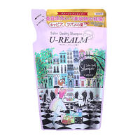 U-REALM サロンクオリティシャンプー / 詰め替え Afternoon tea time