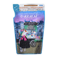 U-REALM サロンクオリティトリートメント / 詰め替え Night flower market