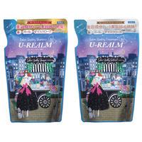 U-REALM サロンクオリティシャンプー&トリートメントセット / 詰め替え Night flower market