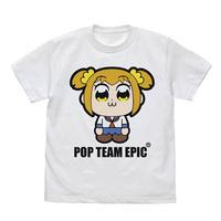 ベイビーポプ子 フルカラーTシャツ  [ポプテピピック]