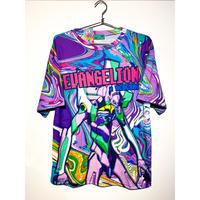 【EVANGELION × ACDC RAG】 フルグラフィック半袖Tシャツ