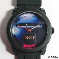 【メガドライブ / MEGA DRIVE】 16-BIT 腕時計【GAMES GLORIOUS】