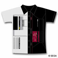 SEGA Mark III & Master System ワークシャツ【GAMES GLORIOUS】