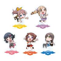 ガルパ☆ピコ つなげて☆アクリルスタンド Poppin'Party【BanG Dream!(バンドリ!)】