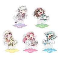 ガルパ☆ピコ つなげて☆アクリルスタンド Pastel*Palettes【BanG Dream!(バンドリ!)】