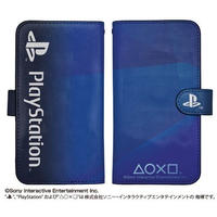"【PlayStation】手帳型スマホケース ""PlayStation""【COSPA】"