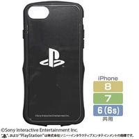 """【Playstation】TPUバンパー iPhoneケース  """"PlayStation"""" 【COSPA】"""