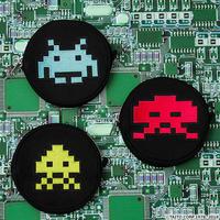 【スペースインベーダー】 コインケース 【VIDEO GAME TOKYO】