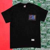 【悪魔城ドラキュラ】パッチワークTシャツ【VIDEO GAME TOKYO】