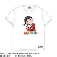 マゴトシリーズ フルカラーグラフィックTシャツ 【楳図かずお】