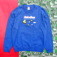 TwinBee 刺繍スウェット【VIDEO GAME TOKYO】