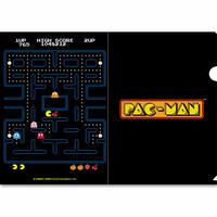 【パックマン】GINZA x Original PAC-MAN クリアファイル【GAMES GLORIOUS】