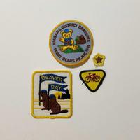 80s boyscout badge_5