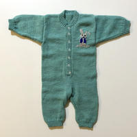 rabbit nitting romper