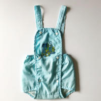 70s train sunsuit