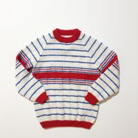 stripe knitting
