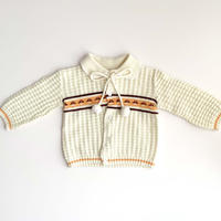 sailor knitting cardigan