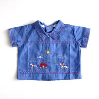 embroidery tops (dead stock)