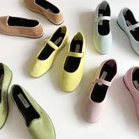 Sciuscià LADYS&MENS shoes SAMPLE_APRICOT BEIGE/LEMONADE/SEA GRASS/PINK CHAMPAGNE