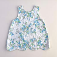 flower textile tops