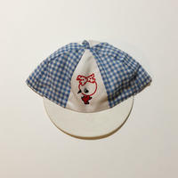 70s summer cap  (dead stock)