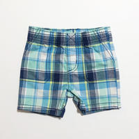 plaid pants_mint