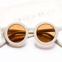 GRECH&CO. SUSTAINABLE KIDS SUNGLASSES_BUFF