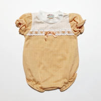 Health-tex ribbon romper
