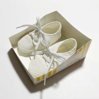 white shoes (dead stock)