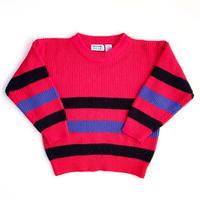 line sweater (dead stock)
