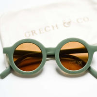 GRECH&CO. SUSTAINABLE KIDS SUNGLASSES_FERN