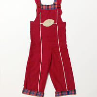 reversible  overalls