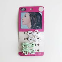 50s ribbon hair clip (dead stock)
